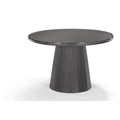 dCOR design Avalon Outdoor Round Table Set