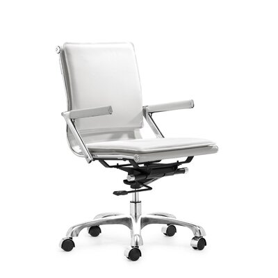 dCOR design Lider Plus Mid-Back Office Chair