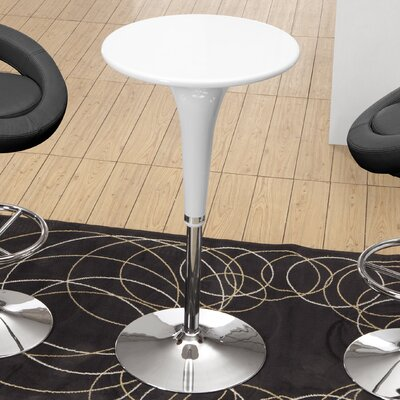 dCOR design Adjustable Height Pub Table