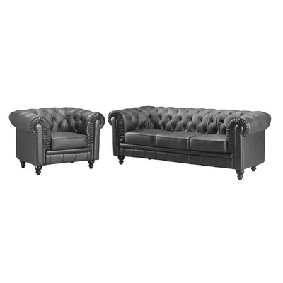 dCOR design Aristocrat Living Room Set