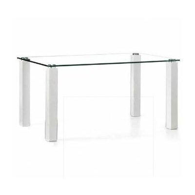 dCOR design Flag Dining Table in Black