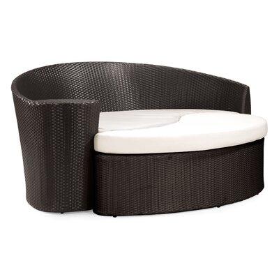 dCOR design Curacao Bed and Ottoman