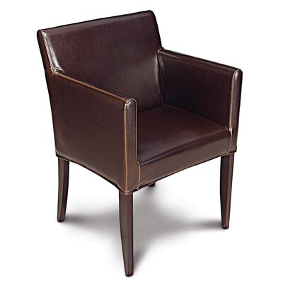 Sarreid Ltd Gentleman's Leather Chair
