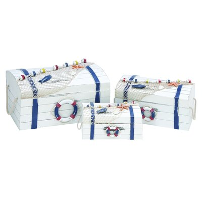 Nautical Box (Set of 3)