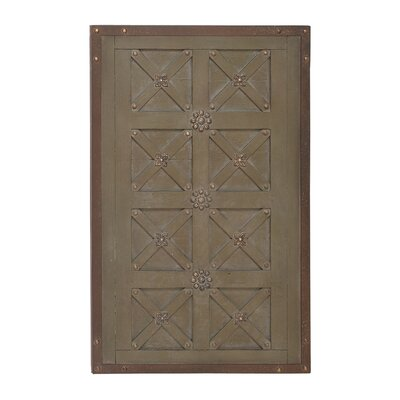 Cross Wood Wall Decor