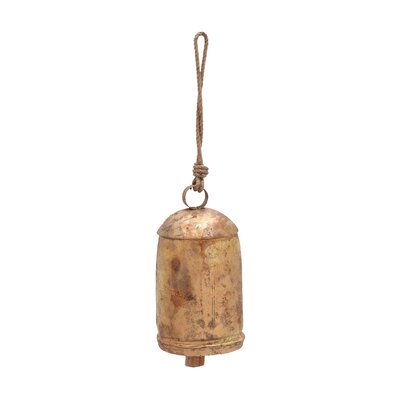 Woodland Imports Metal Wind Bell