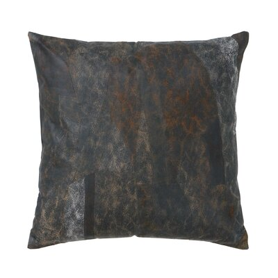 Soft Leather Pillow