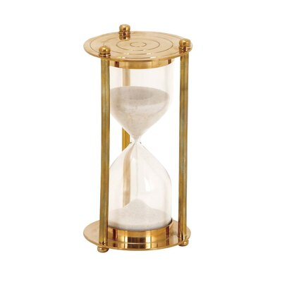 Metal Glass Sand Timer