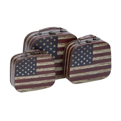 Canvas Case (Set of 3)