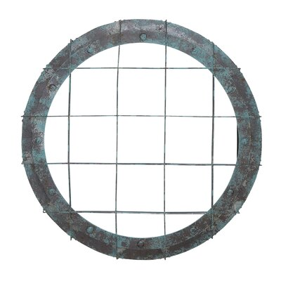Woodland Imports Wall Mirror in Round Shape