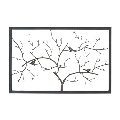 Woodland Imports Metal Wall Decor