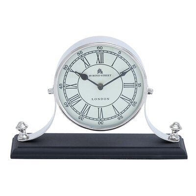 Traditional Table Clock