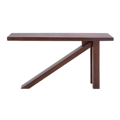 Trembesi Console Table