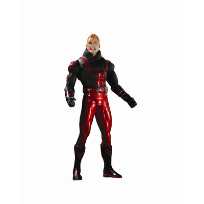 Diamond Selects DC Green Lantern Series 4 Red Lantern Guy Gardner Action Figure
