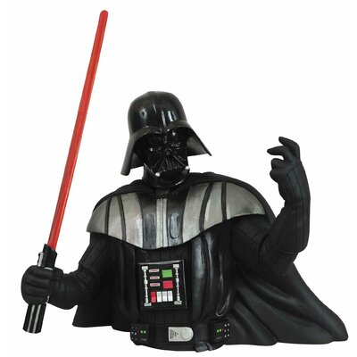 Diamond Selects Star Wars Darth Vader  Bust Bank