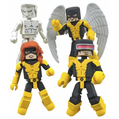 Diamond Selects Marvel Minimates X-Men 1st Class Box Set