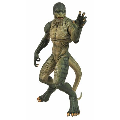 Diamond Selects Marvel Select Amazing Spider-Man Movie Lizard Figure