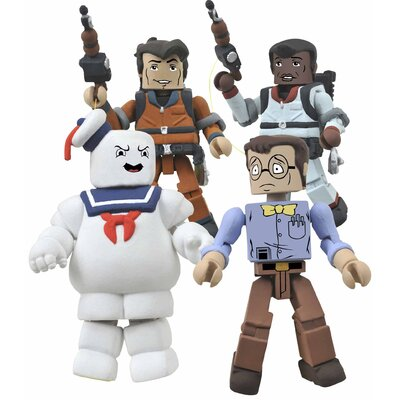 Diamond Selects Ghostbusters Minimates Series 2 Box Set