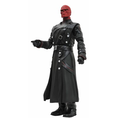 Diamond Selects Marvel Select 1st Avenger Red Skull Action Figure