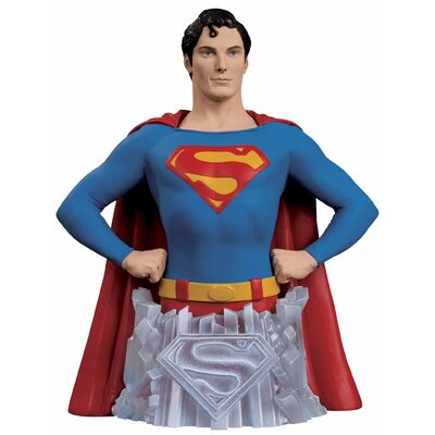 Diamond Selects DC Christopher Reeve As Superman Bust