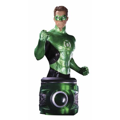 Diamond Selects DC Lantern Movie Hal Jordan Bust Statue