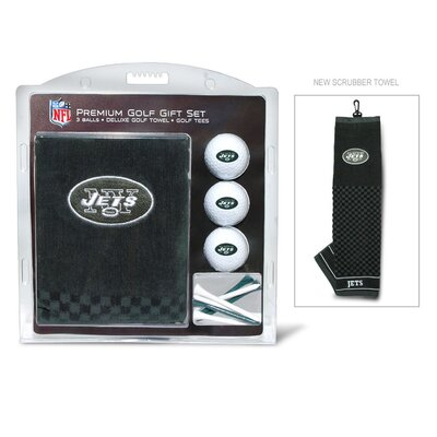 Team Golf NFL Embroidered Towel Gift Set