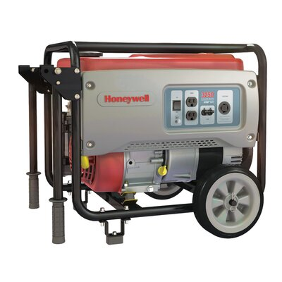 Honeywell Generators 3,250 Watt Portable Gas Powered Generator