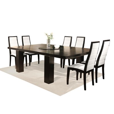Sharelle Furnishings Jordan Dining Table