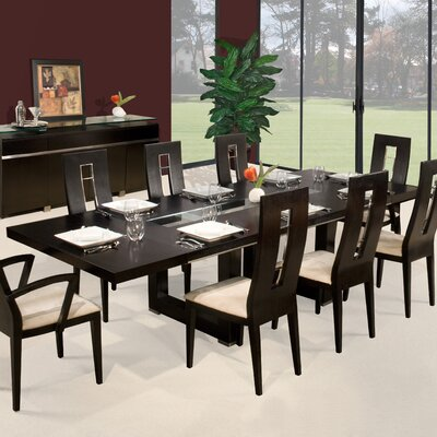 Sharelle Furnishings Novo 9 Piece Dining Set