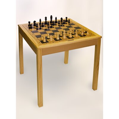 Sunnywood 3 in 1 Chess Table