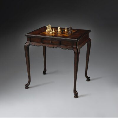 Plantation Cherry Game End Table