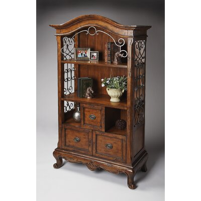 Butler Connoisseur's 3 Drawer Bookcase