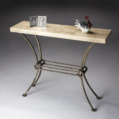 Metalworks Console Table