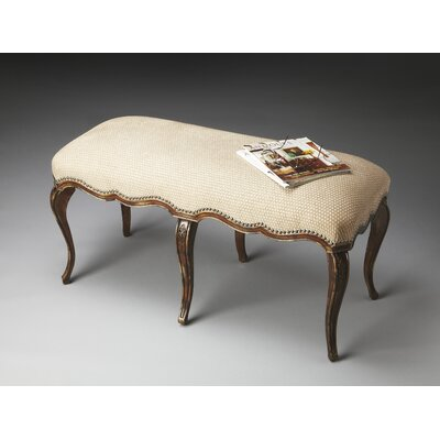 Butler Artist's Originals Upholstered Bench