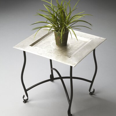 Butler Metalworks Moroccan End Table