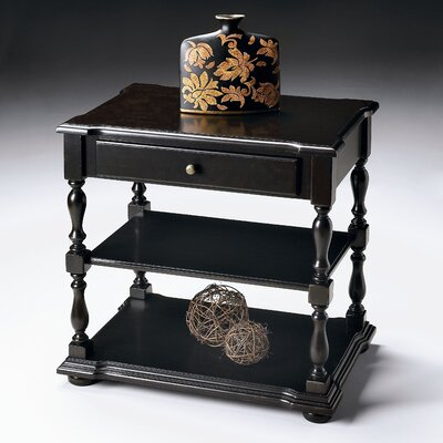 Butler Masterpiece 3 Tiered End Table