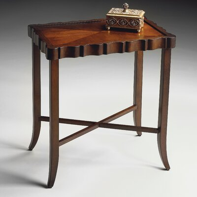 Butler Plantation Cherry Tea End Table