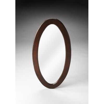 Plantation Oval Mirror