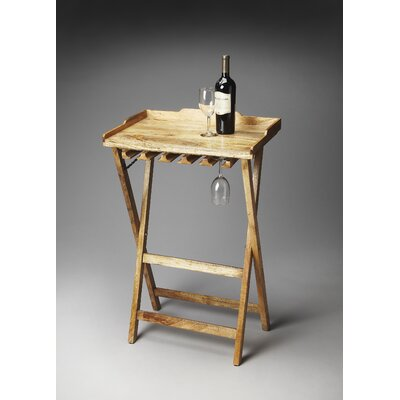 Butler Artifacts Highland Folding Wine Rack