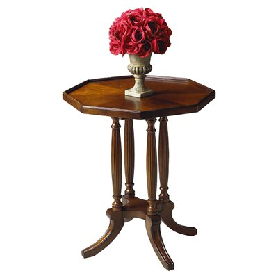 Butler Plantation Cherry Octagon End Table