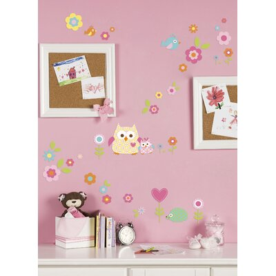 Kids Line Dena Happi Tree Wall Decals
