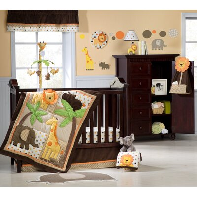 Kids Line Sunny Safari 3D Wall Art