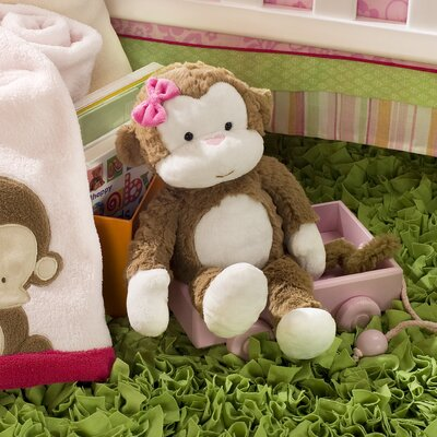 Kids Line Miss Monkey Plush