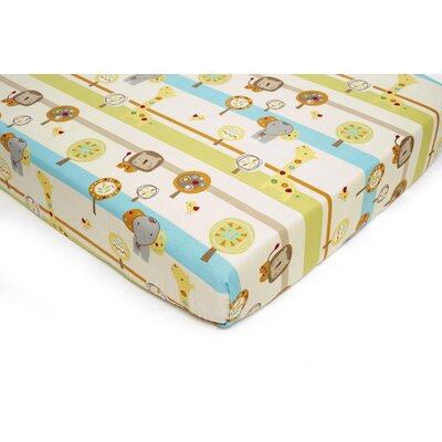 Safari Dream Fitted Sheet