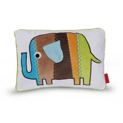 Zutano Elephants Pillow