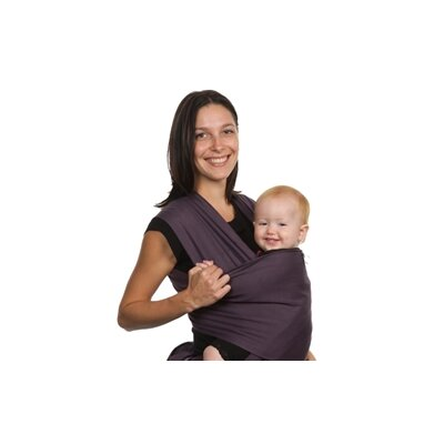 Moby Wrap Organic Cotton Baby Carrier