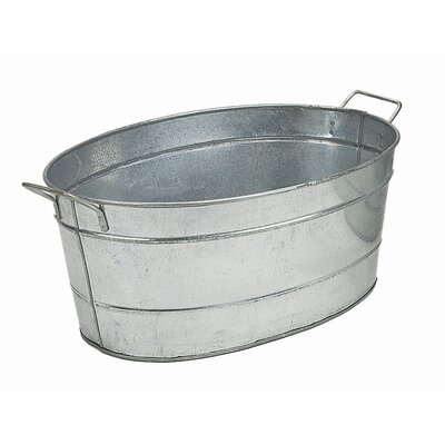 ACHLA Oval Steel Tub