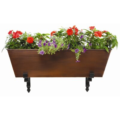 ACHLA Rectangular Flower Box Bracket