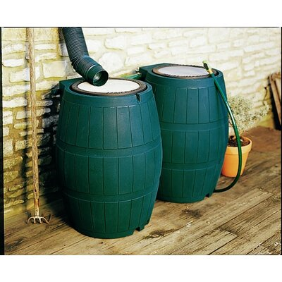 ACHLA 54 Gallon Rain Barrel