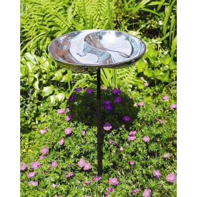 ACHLA Yin and Yang Birdbath